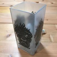MOZYSKEY LAMP SHADE  with LED