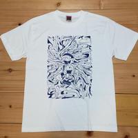"""""""シゼントモッテル"""" Spot Item T-shirt"""