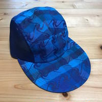 "GRAY MENTAL x NEIM ""Ultramarine"" CAP"