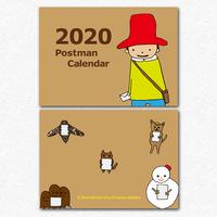 ポストマンカレンダー