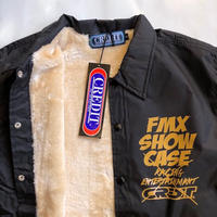 CREDIT × FMX SHOW CASE ・COACH JACKET - BOA