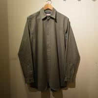 Frank Leder-bedlinenshirt- (OldStyle)OLIVE