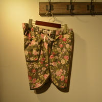 "kenneth field  ""TRACK&FIELD SHORTS"" FLOWER"