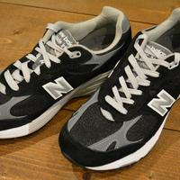 ニューバランス MR993(ブラック)