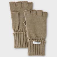PHIGVEL‐MAKERS Co.PMAⅠ‐AC02 knit glove -smorke beige-