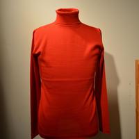 boncoura タートルネックセーター レッド