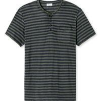 schiesser -helmut- henley 1/2 shirt 1/2