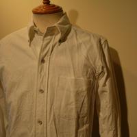 boncoura BDシャツ ホワイト