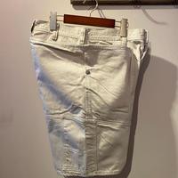 SASSAFRAS -Fall Leaf Gardenner Pants 1/2-(IVORY)
