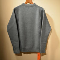ANDERSEN-ANDERSEN   SAILOR CREW NECK ‐light indigo‐