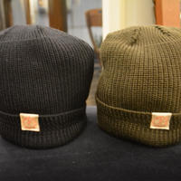 boncoura ウールニット帽