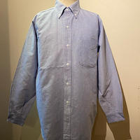 SASSAFRAS-Green Thumb Shirt-BlueOxford