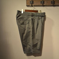 kenneth field -GURKA SHORTS- cool max olive ripstop