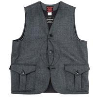 WORKERS‐Cruiser Vest‐ (Dominx Double Cloth)