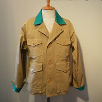 MOJITO BIG GAME TOUR JACKET bar.2.0 (KHAKI×GREEN)