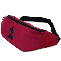 "ERIC DRESSEN×CREIGHT""WAISTBAG""/RED"