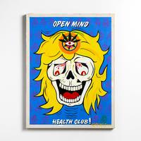 """RatHoleStudio MAEDA """"HEALTH CLUB!"""""""