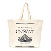 "GNUOYP ""CANVAS TOTE BAG  ""