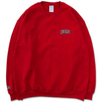 "CREIGHT""LOGO Crew 8oz""/RED"
