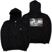 "【LimitedEdition】CREIGHT""LIVE TO RIDE . RIDE TO LIVE""ZipUp/BLACK"