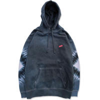 """D.Y.E×CREIGHT """"ONE OF A KIND Tie-Dye PullOver""""/ XXL-No1"""