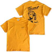 "CREIGHT ""SPARTA MOM LTD TEE"" / GOLD"