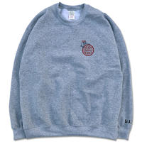 "CREIGHT CUSTOMWORKS""D.I.Y Crew 8oz""/H.GRAY"