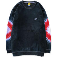 """D.Y.E×CREIGHT """"ONE OF A KIND Tie-Dye CrewSweat""""/ XXL-No.1"""