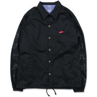 "CREIGHT ExclusiveCollection ""KYON CUSTOM COACH JKT"" / BLACK on BLACK"