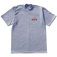 "CREIGHT ""DICE 6.5oz TEE"" / H.GRAY"