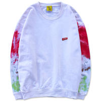 "D.Y.E×CREIGHT ""ONE OF A KIND Tie-Dye CrewSweat""/ L-No.3"