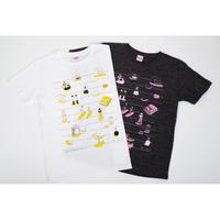 【安西水丸】Tシャツ レディース