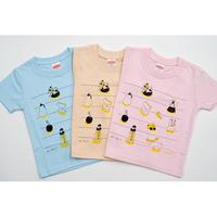【安西水丸】Tシャツ キッズ