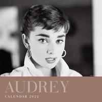 【AUDREY・壁掛け月めくりカレンダー】AUDREY CALENDAR 2022