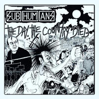 """Subhumans """"The Day The Country Died"""" パズル"""