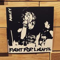 """Ability - Fight for lights 7""""ep"""
