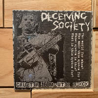 "Deciving Society ""Cluster 16 Minutes Shock"" CD"
