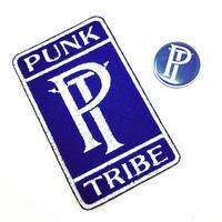 "Punk Tribe ""Enblame"" Wappen"
