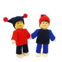 クレーブス人形 帽子の子ども 2種【単品販売】
