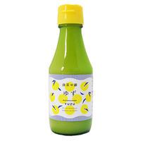 ゆずストレート果汁 150ml