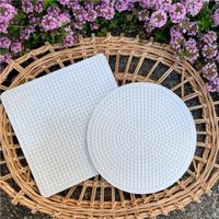 さし皿大2枚セット(丸・四角)