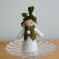 ヤドリギの妖精