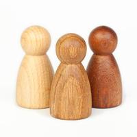 17-169 3DIFF Nins® (3 Nins®,3 woods)