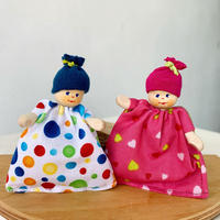クレーブス人形 赤ちゃん 2種 【単品販売】