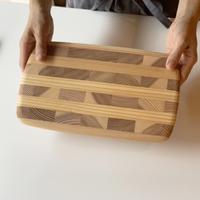 吉野杉のカッティングボードM