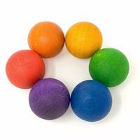 6色のボール (6 Balls Color) 16-126