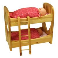 ベッド2段布団付き