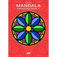 ぬりえ ブック MANDALA 1