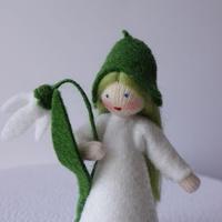 スノードロップの妖精 Girl ホワイト
