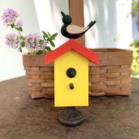バードコール 鳥小屋カラー